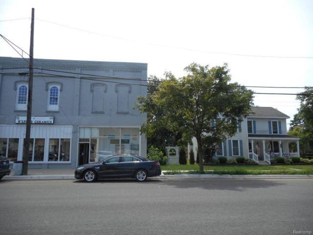1215 Monroe, Carleton, MI 48117 (MLS #52031328831) :: The Toth Team