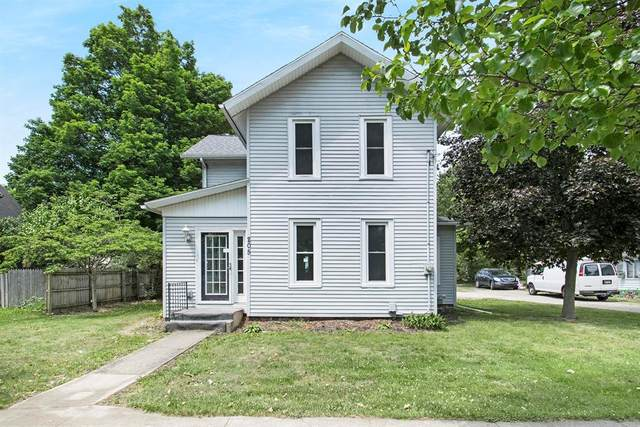 205 Phillips Street, Castleton Twp, MI 49073 (#65021021025) :: GK Real Estate Team