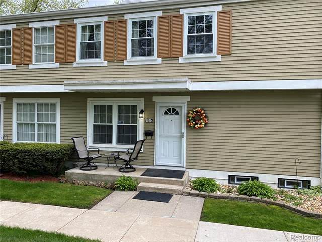 20824 Glen Haven Cir #13, Northville, MI 48167 (#2210042719) :: Duneske Real Estate Advisors