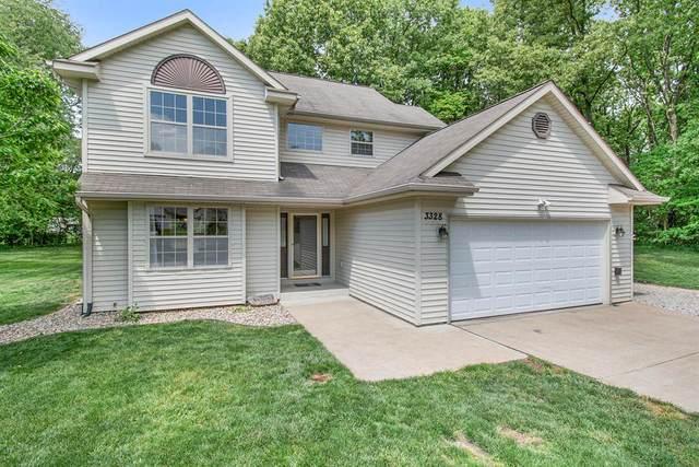 3328 Pondview Drive, Oshtemo Twp, MI 49009 (#66021021105) :: Duneske Real Estate Advisors