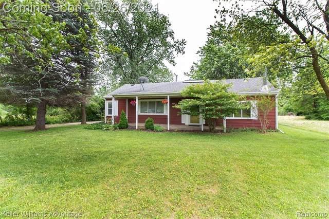2761 W Waters Road, Ann Arbor Twp, MI 48103 (#2210042874) :: GK Real Estate Team