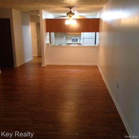 1460 E Pond Drive #15, Meridian Twp, MI 48864 (#2210043007) :: Duneske Real Estate Advisors