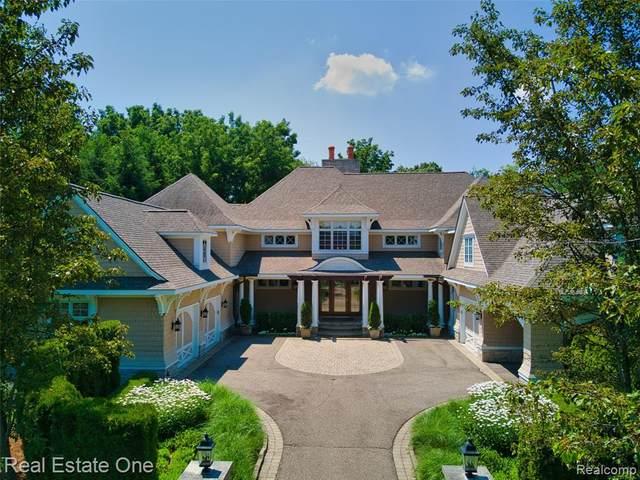 2731 Turtle Lake Drive, Bloomfield Twp, MI 48302 (#2210043041) :: Duneske Real Estate Advisors