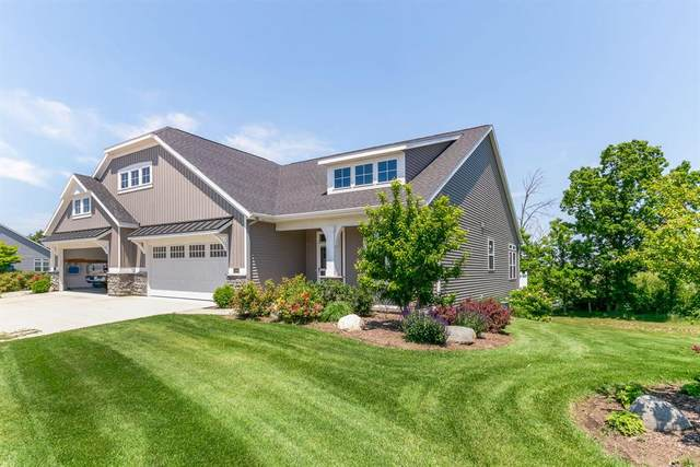 10996 View Pond Court #15, Allendale Twp, MI 49401 (#65021021182) :: Alan Brown Group