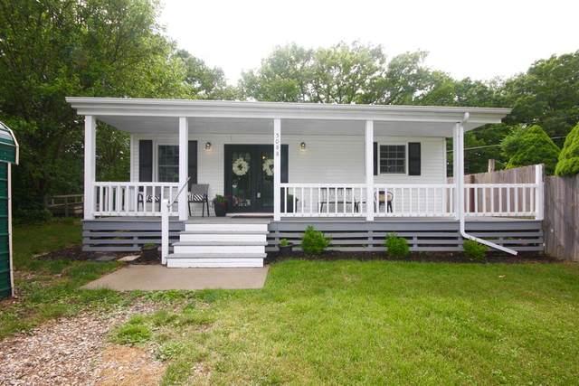 5088 S 1st Street, Texas Twp, MI 49009 (#66021021261) :: RE/MAX Nexus