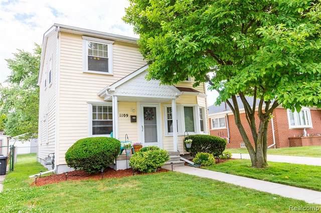 1109 Mulberry Street, Wyandotte, MI 48192 (#2210043436) :: GK Real Estate Team