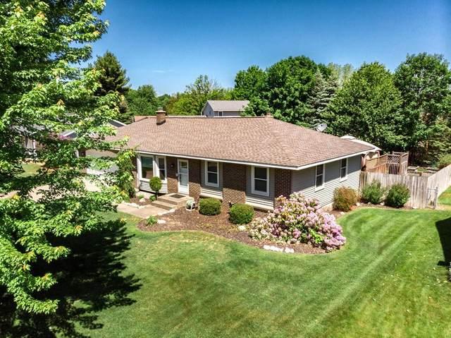 4343 Glen Hollow Drive, Georgetown Twp, MI 49426 (#65021021321) :: Duneske Real Estate Advisors