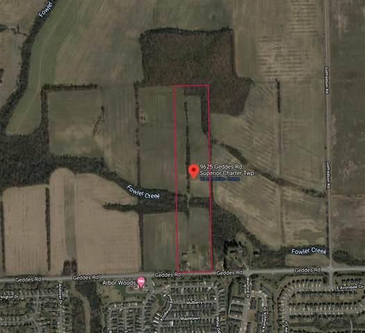 9625 Geddes Road, Superior Twp, MI 48198 (#543281583) :: Alan Brown Group