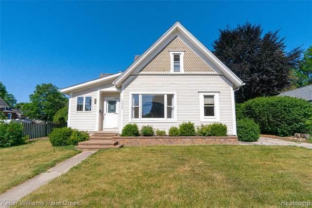 1029 N Saginaw Street, Lapeer, MI 48446 (#2210043680) :: Real Estate For A CAUSE