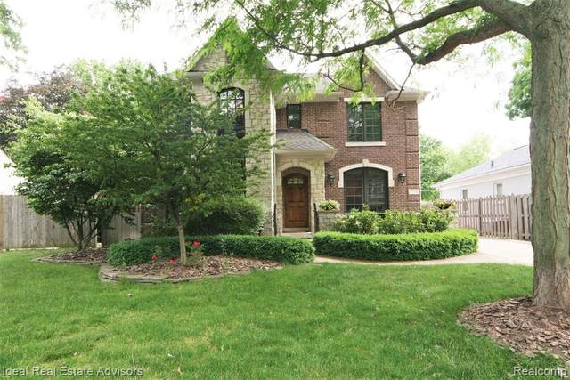 306 Maywood Avenue, Rochester, MI 48307 (#2210043736) :: The Alex Nugent Team | Real Estate One