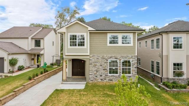 128 Glendale Court, Rochester, MI 48307 (#2210043772) :: The Alex Nugent Team | Real Estate One