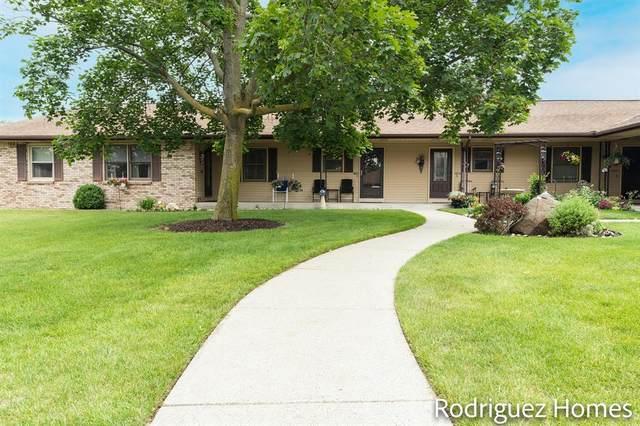2881 S Wentward Court, Georgetown Twp, MI 49426 (#65021021422) :: Duneske Real Estate Advisors