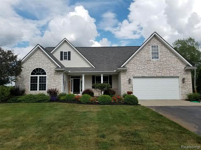 1447 Bowers Road, Mayfield Twp, MI 48446 (#2210043879) :: Robert E Smith Realty