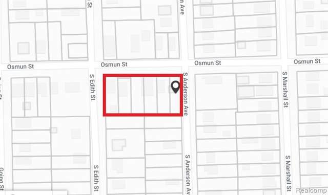 436 Osmun Street, Pontiac, MI 48342 (#2210043977) :: RE/MAX Nexus