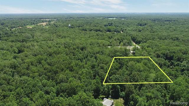 0000 Sherwood, Sumpter Twp, MI 48111 (#2210044046) :: Real Estate For A CAUSE