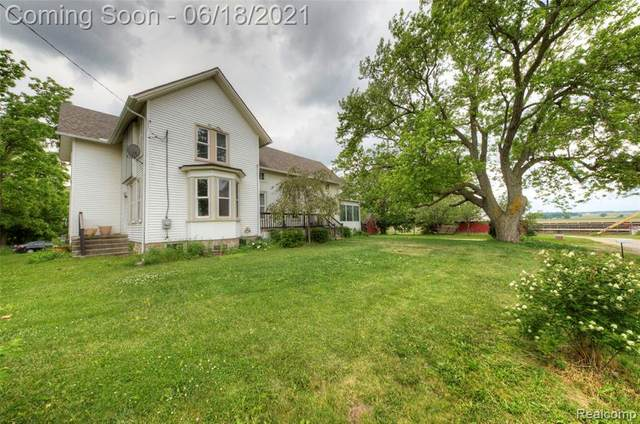 11254 W Michigan Avenue, Saline Twp, MI 48176 (#2210044107) :: Real Estate For A CAUSE