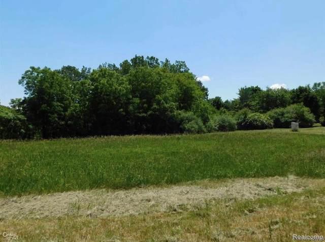 5886 Hunters Ridge, Washington Twp, MI 48094 (#2210044207) :: The Mulvihill Group