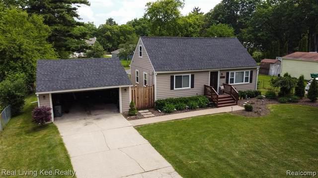 2280 Richwood Road, Auburn Hills, MI 48326 (#2210044287) :: Duneske Real Estate Advisors
