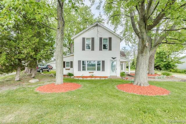 4130 Keewahdin, Fort Gratiot Twp, MI 48059 (#2210044298) :: Real Estate For A CAUSE