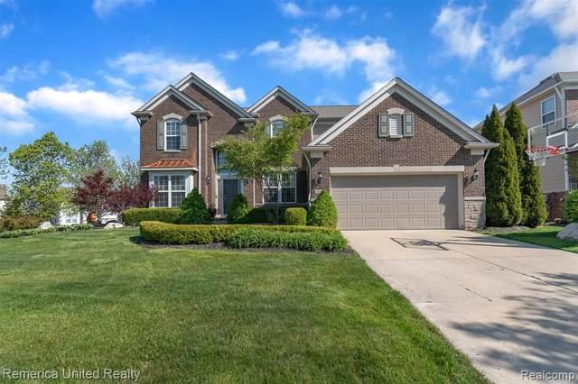 24307 Padstone Dr, Lyon Twp, MI 48178 (#2210044300) :: Duneske Real Estate Advisors