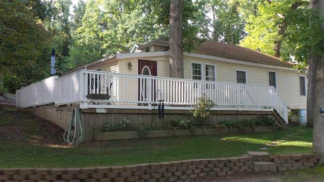 3195 Mack Island Rd, Napoleon, MI 49240 (#55202101757) :: Duneske Real Estate Advisors