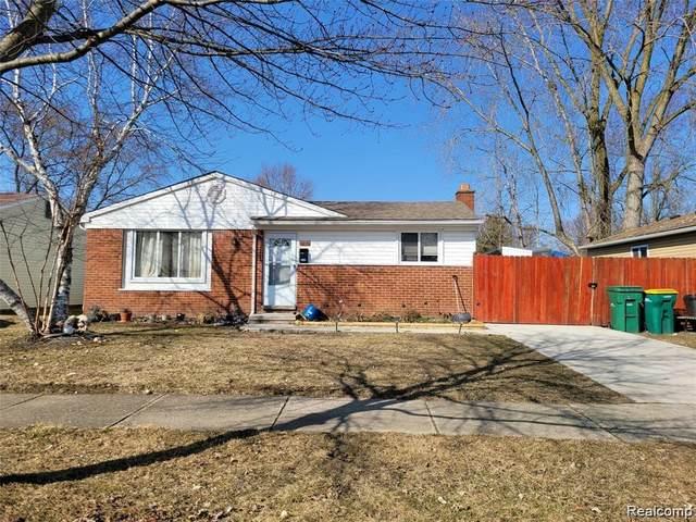 15782 Taft Street, Romulus, MI 48174 (#2210044393) :: Duneske Real Estate Advisors