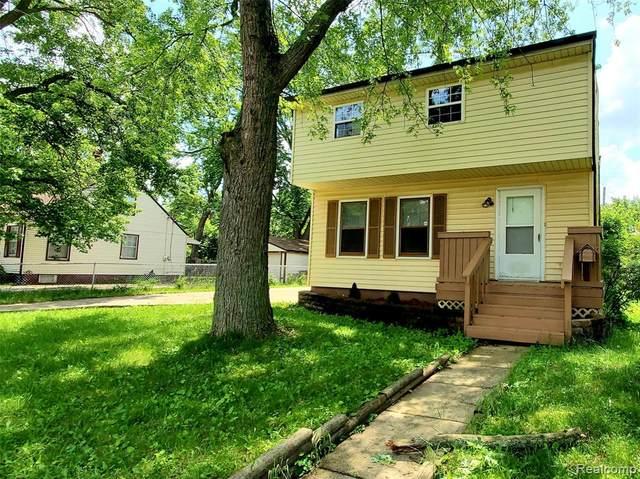 640 Lebaron Avenue, Pontiac, MI 48340 (#2210044429) :: Duneske Real Estate Advisors