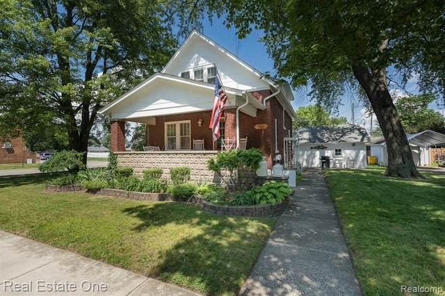 45666 Cass Avenue, Utica, MI 48317 (#2210044442) :: GK Real Estate Team
