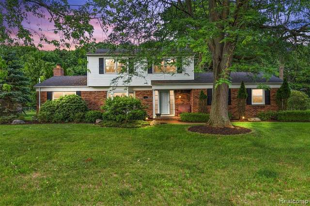 61576 Spring Circle Trail, Washington Twp, MI 48094 (#2210044476) :: Duneske Real Estate Advisors