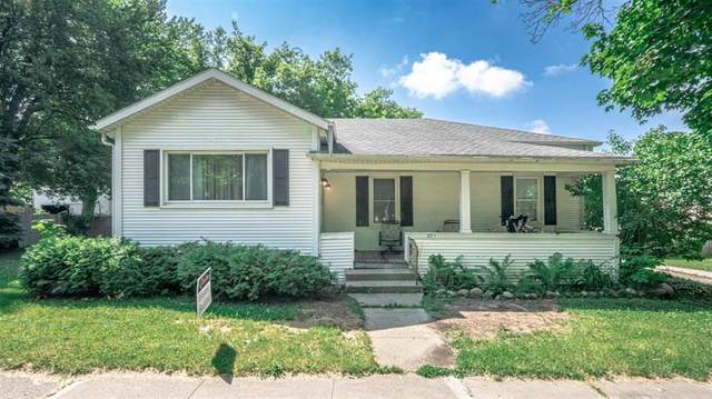 211 W Henry Street, Saline, MI 48176 (#543281554) :: Real Estate For A CAUSE