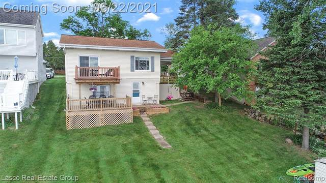 3419 Rolston Road, Fenton Twp, MI 48430 (#2210044506) :: Real Estate For A CAUSE