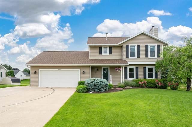 6357 Rushview, Georgetown Twp, MI 49426 (#65021021844) :: Duneske Real Estate Advisors
