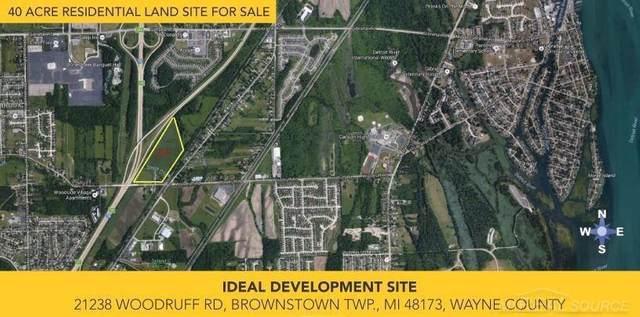21238 Woodruff, Brownstown Twp, MI 48173 (#58050044593) :: GK Real Estate Team