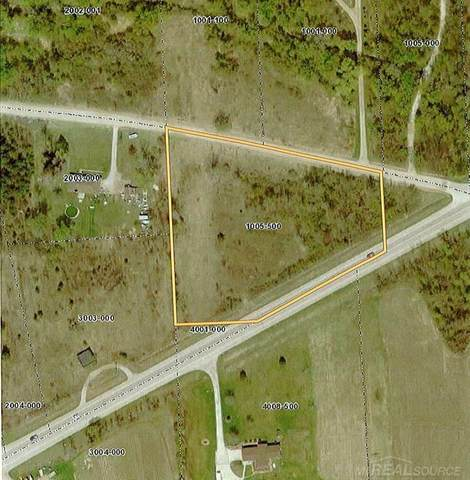 0 Gratiot, Columbus Twp, MI 48063 (#58050044595) :: Real Estate For A CAUSE