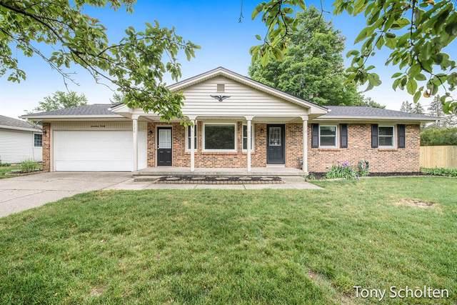 1720 Woodview Street, Georgetown Twp, MI 49428 (#65021021888) :: Duneske Real Estate Advisors