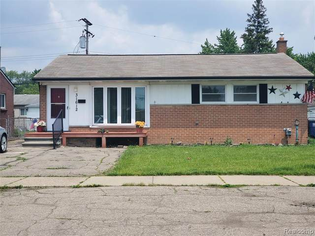 31612 Ann Arbor Trail, Westland, MI 48185 (#2210044565) :: GK Real Estate Team