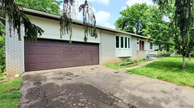 3025 Stirling Avenue, Auburn Hills, MI 48326 (#2210044574) :: Duneske Real Estate Advisors