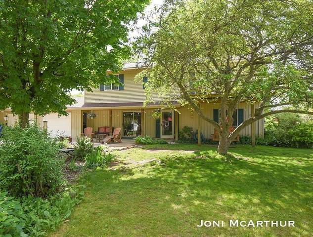 271 Rasmussen Drive, Maple Valley Twp, MI 49347 (#65021021906) :: Real Estate For A CAUSE