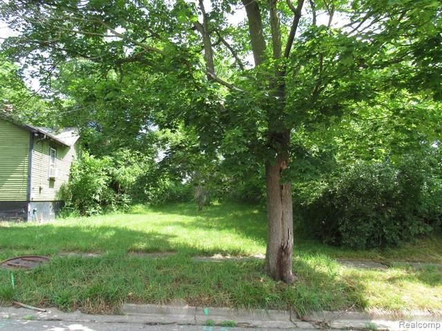 126 Monterey Street, Pontiac, MI 48342 (#2210044621) :: Duneske Real Estate Advisors