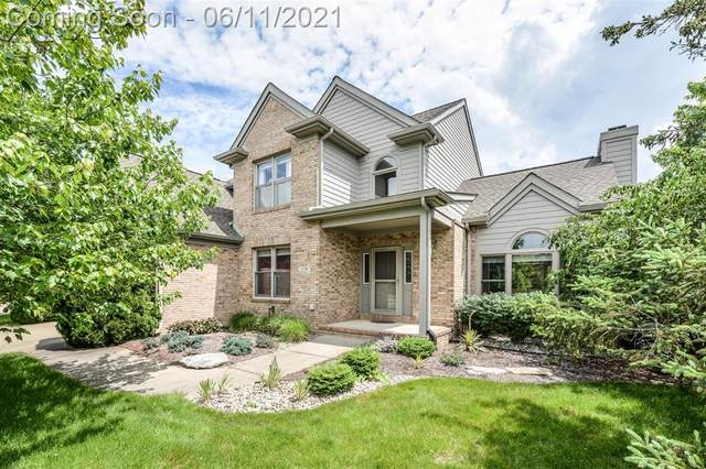 2136 Vail Court, Pittsfield Twp, MI 48108 (#543281417) :: The Mulvihill Group