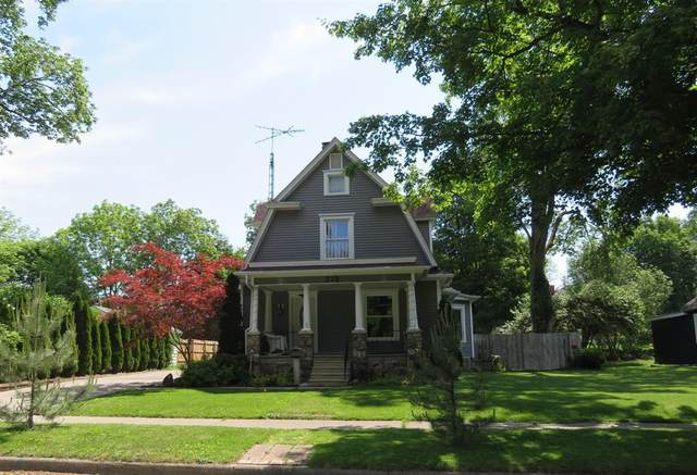 223 S East Street, Cassopolis Vlg, MI 49031 (#69021021956) :: Real Estate For A CAUSE