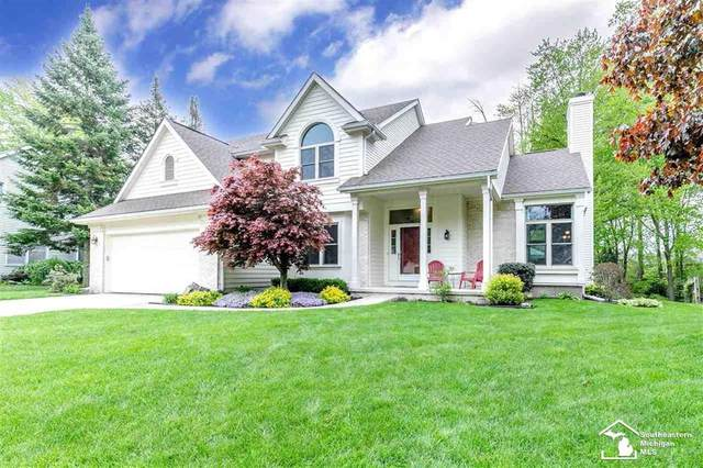 1485 Stonegate, Bedford Twp, MI 48182 (#57050044682) :: Real Estate For A CAUSE