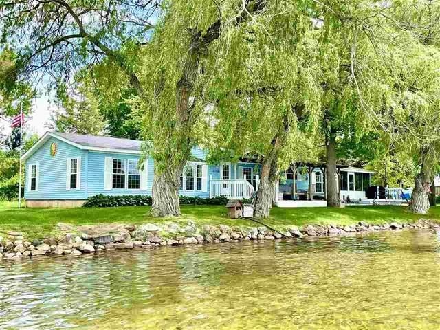 39 Shady Lane, Leoni, MI 49201 (#55202101766) :: Real Estate For A CAUSE