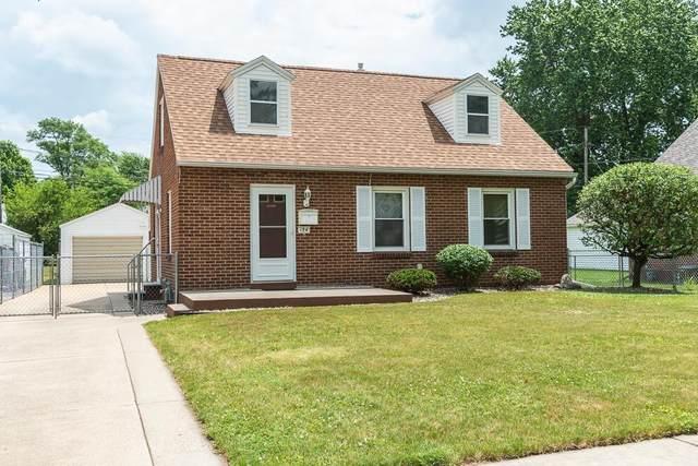 154 N 23rd Street, Battle Creek, MI 49015 (#64021022051) :: Duneske Real Estate Advisors