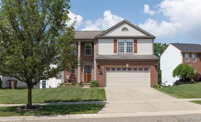 793 Castle Pine Court, Pontiac, MI 48340 (#2210044785) :: Duneske Real Estate Advisors