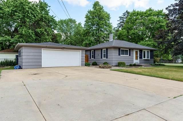 821 Meadow Drive, Battle Creek, MI 49015 (#64021022060) :: Duneske Real Estate Advisors