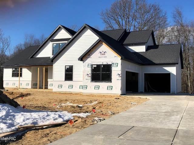 10918 Mystic Heights Trail, Oshtemo Twp, MI 49071 (#66021022069) :: Duneske Real Estate Advisors