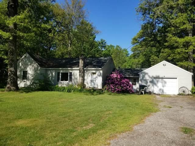 423 N Weber Road, Laketon Twp, MI 49445 (#71021022068) :: Real Estate For A CAUSE