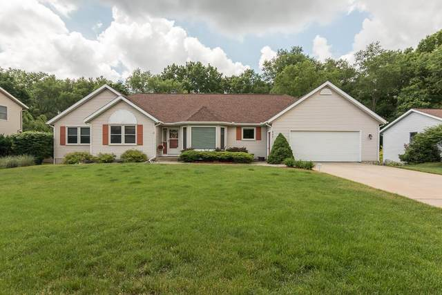 457 Cherryview Drive, Portage, MI 49024 (#66021022106) :: Real Estate For A CAUSE