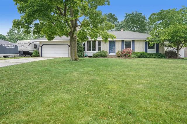 7519 N Garden Court, Georgetown Twp, MI 49428 (#65021022118) :: Duneske Real Estate Advisors